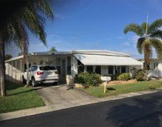 4300 SE St. Lucie Blvd, Unit 87, Stuart FL – $95,000